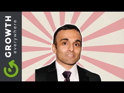 How CB Insights (CEO Anand Sanwal) Uses Content Marketing To Get 1,000+ Signups Per Month