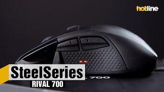 steelSeries Rival 700  обзор одной из наиболее оснащенных мышей от SteelSeries