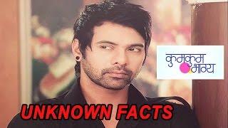 Kumkum Bhagya 's Abhi AKA Shabbir Ahluwalia's Unknown Facts