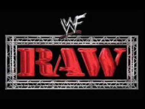 "WWF Raw Theme - Slamjam ""Thorn In Your Eye"" w/Lyrics"