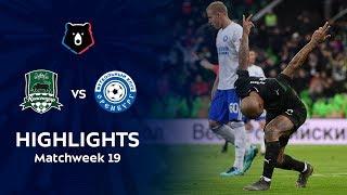 Highlights FC Krasnodar vs FC Orenburg (2-2)