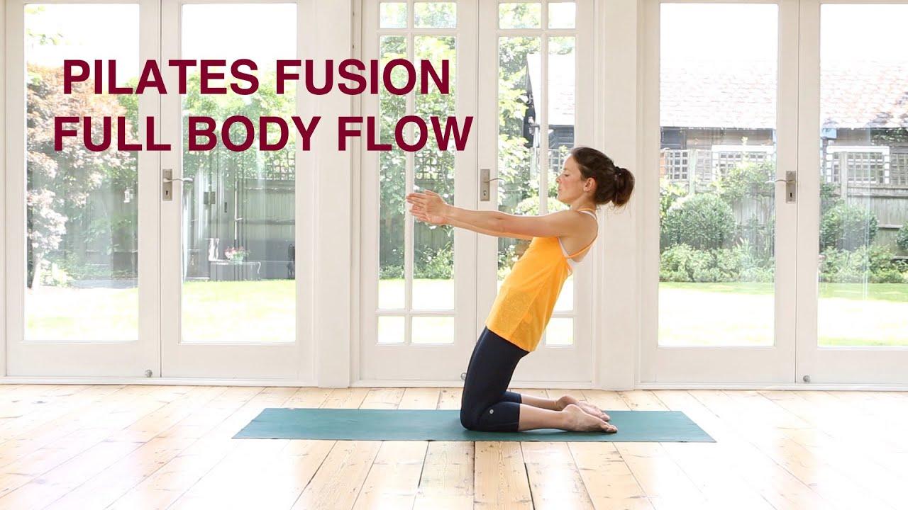 Pilates Fusion Full Body Flow 45 mins