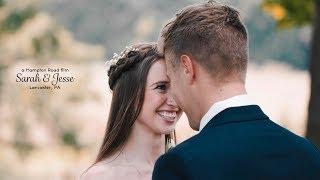Lancaster Pennsylvania Wedding // Sarah & Jesse (4K)