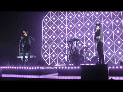 Tegan and Sara - Part of My Number at Soundcheck (Hammerstein Ballroom, NY 6/24/14)