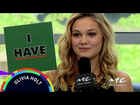 Music Choice Games: Olivia Holt - Never Have I Ever