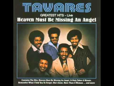Tavares Never Had a Love Like This Before 1979