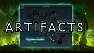 Artifacts - Datamined Preview