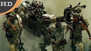 Transformers  Çöl Savaşı  HD