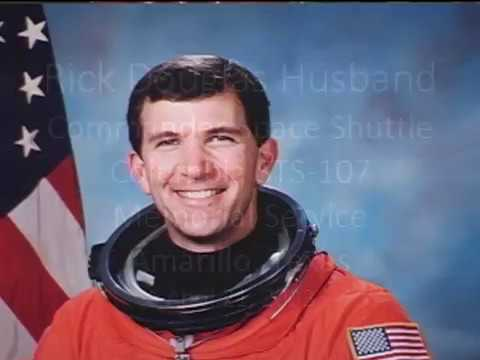 Rick Husband (Astronaut): Memorial Service - YouTube