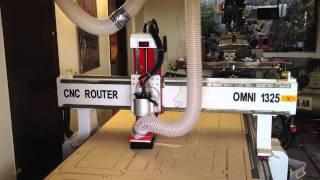 Omni Cnc Cutting MDF