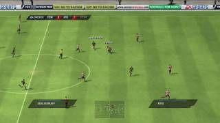 Fifa 10 Ultimate Team Online Gameplay