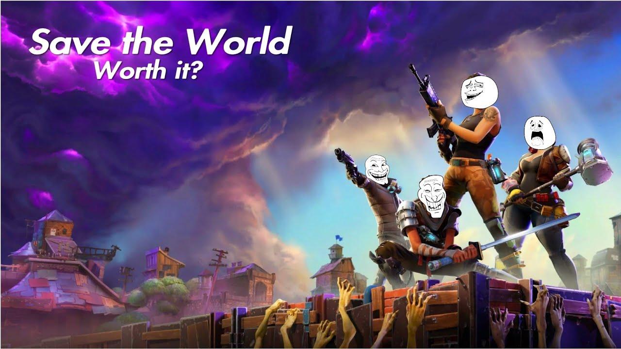 Fortnite World