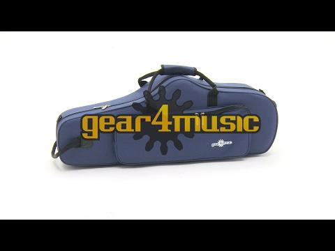 Tenor Sax Case by Gear4music