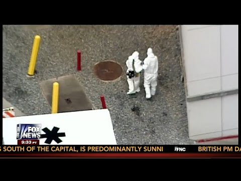 Pestilence : American Ebola Patient arrives at Emory University in Atlanta Georgia (Aug 02, 2014)