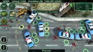 Zombie Defense Android Gameplay #2