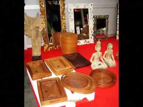 Muebles de Rattan y Artesanía de Indonesia. Feria Habitat ... - photo#23