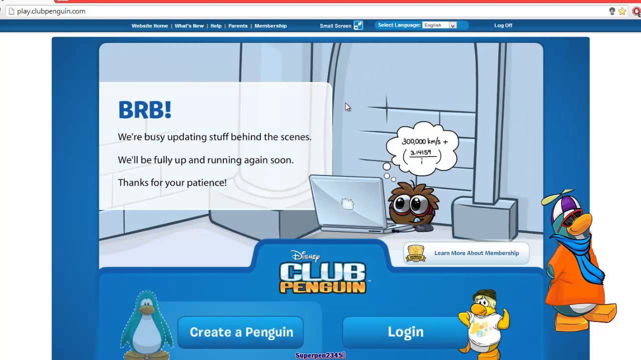 Club Penguin Item Adders The Best Penguin Of 2018 # Penguin Lodge Muebles