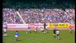 Rangers v St Mirren 9 May 1987