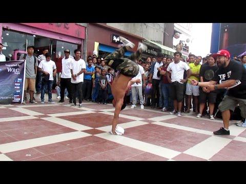 B-Boying Final   Nepal Hip Hop Foundation