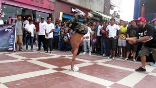 B-Boying Final | Nepal Hip Hop Foundation