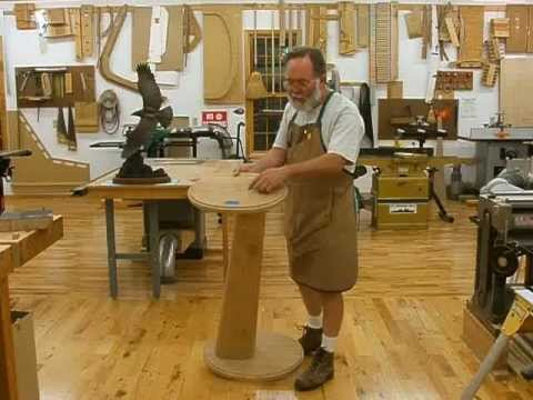 Making a Sculpture Stand, Part 2, Fitting and Joining: Andrew Pitts ~ FurnitureMaker