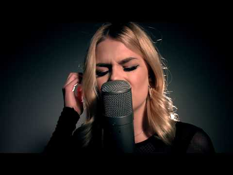 Someone Like You - Adele Cover By: Davina Michelle