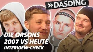Die Orsons 2007 vs. Heute: Gesagt, getan? Der Interview-Check | DASDING