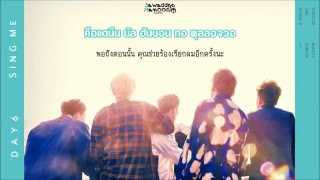 Video 「THAISUB」DAY6 - Sing Me download MP3, 3GP, MP4, WEBM, AVI, FLV Maret 2018