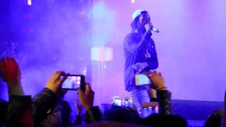 #HigherLearning: PARTYNEXTDOOR Brings Out Drake For Live Performance Of 'Recognize' In NYC!
