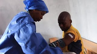 Second vaccine brings fresh hope in DRC's fight against Ebola