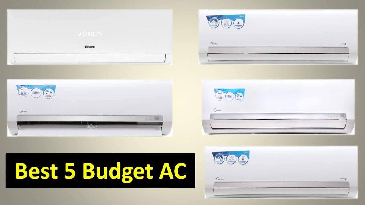 3b01ab7c806 Best 5 Budget Air Conditioners 3 Star Split Inverter AC 2019