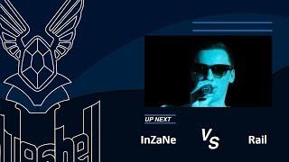Inzane vs. Rail (Blue Shell Cup Season 1 - Tournament #1 - Playoffs)