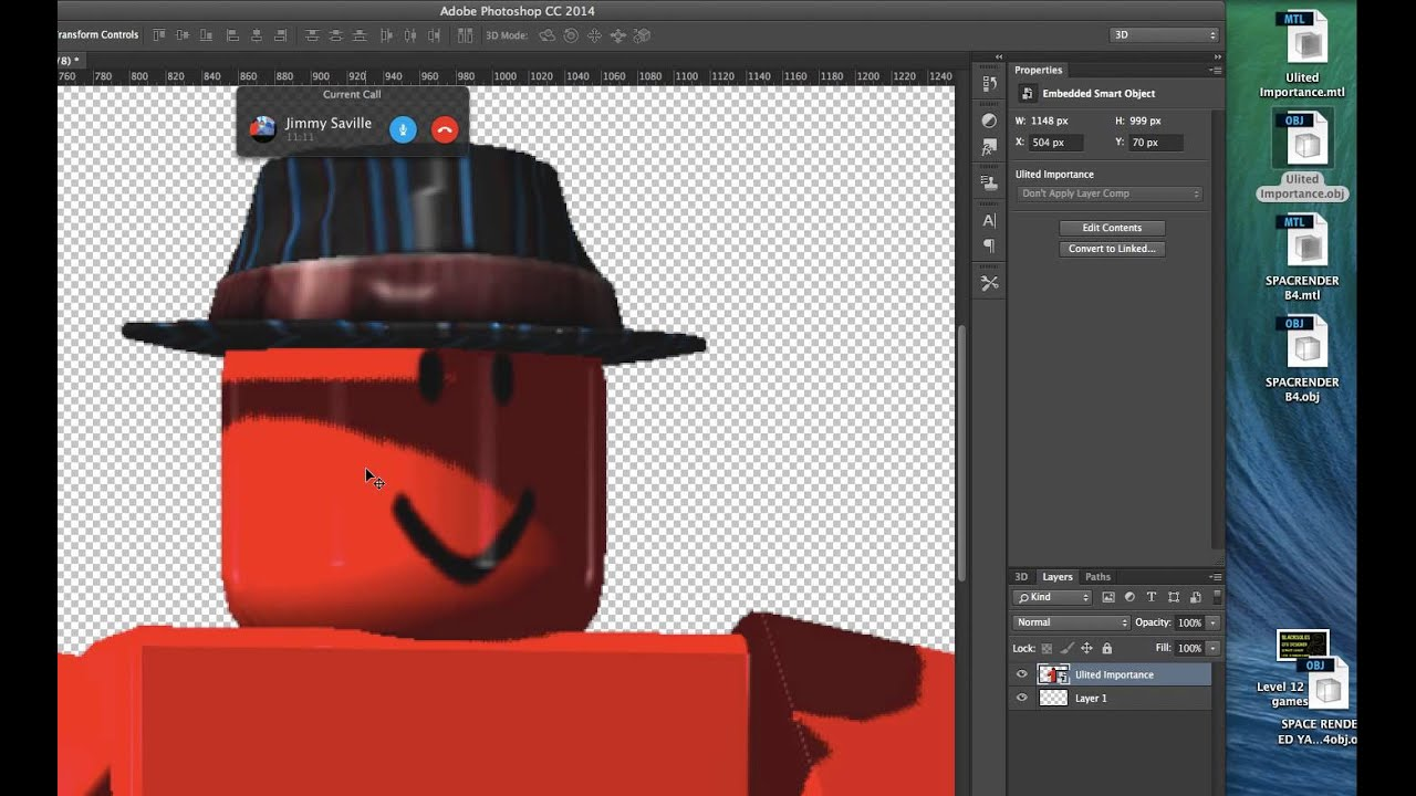 Roblox How To Render Using Blender Youtube