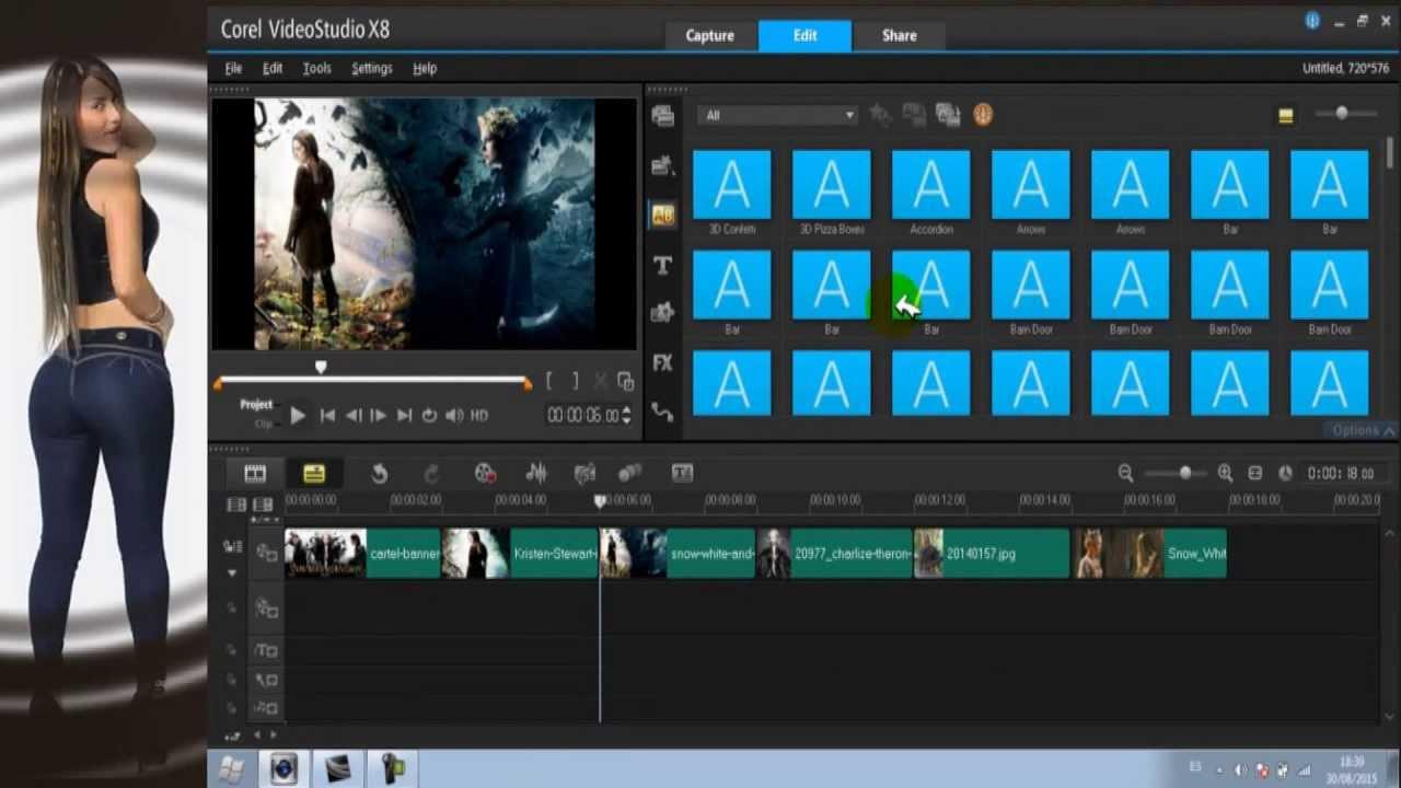 How TO Use Corel VideoStudio Pro X7 Full Keygen …