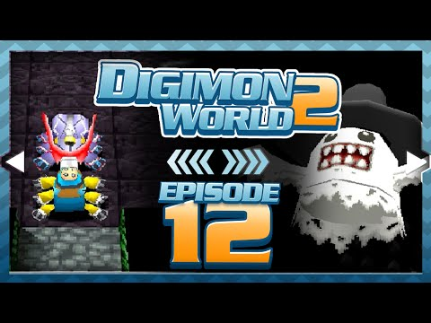 Digimon World 2 - Episode 12 : Video Domain & Blood Knights