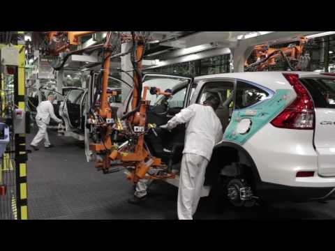 Honda of America Manufacturing (East Liberty Production Plant)