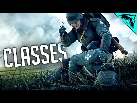Battlefield 1 Classes (Battlefield Boot Camp #2/5)