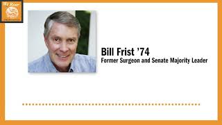 Preparing for the Next One: Former Surgeon and Senate Majority Leader Bill Frist Lays Out a Plan