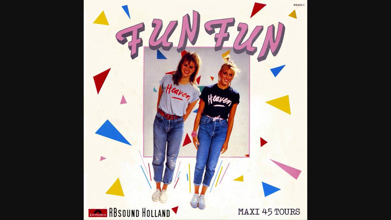 Fun Fun - Happy Station (original 12 inch remix) HQ+Sound