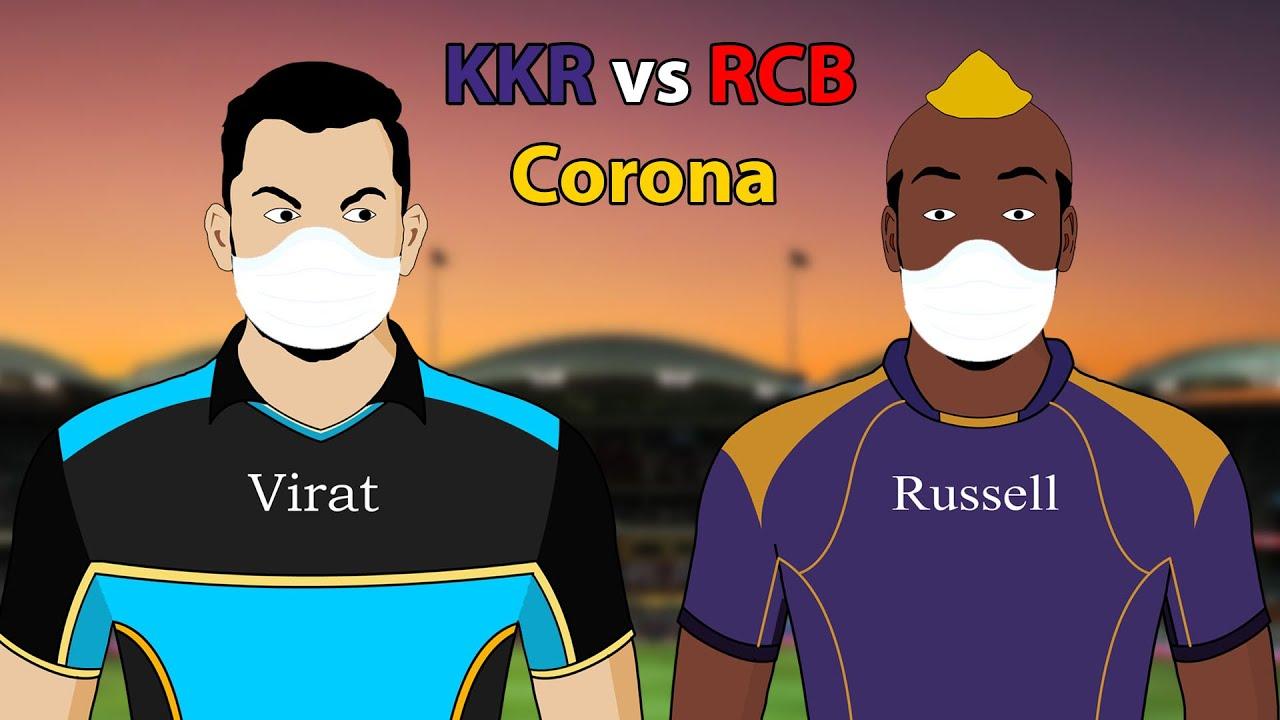 KKR vs RCB | Corona Ka Hamla IPL 2021