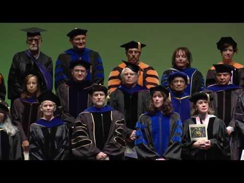 2016 University of North Dakota Summer Commencement Ceremony
