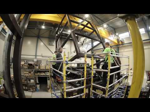 Timelapse: Constructing the maritime industry's first robotic charging arm