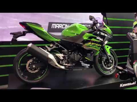 Kawasaki Ninja 400 Vistazo Motogp 2018 Youtube