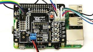 Raspberry Pi Google AIY GPIO Voice Control