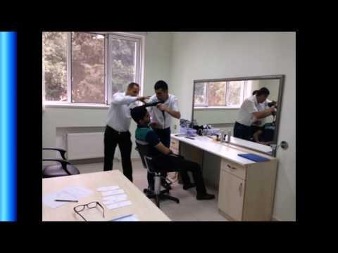 Peşe Reabilitasiya Mərkəzi-Elan