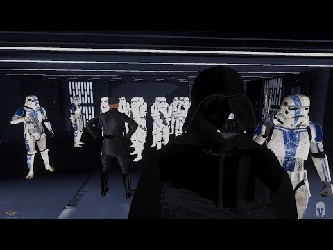 """DEATH STAR Prison Break!"" - Star Wars Arma 3 Zeus Op"