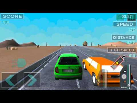 Car Racing Frenzy 3D - Android Gameplay HD