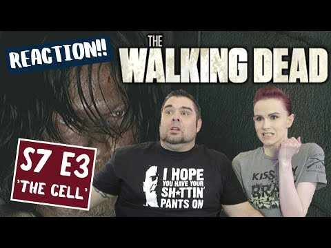 The Walking Dead | S7 E3 'The Cell' | Reaction | Review