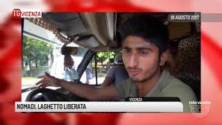 TG VICENZA (21/08/2017) - NOMADI, LAGHETTO LIBERATA