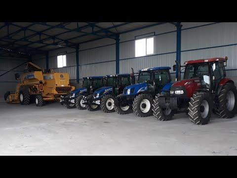 Hangi Traktörleri Kullanıyoruz ? 2 | Case Maxxum 140 | New Holland TS110A | NH TD100D